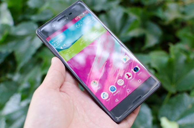 Reviewing Sony's Xperia X