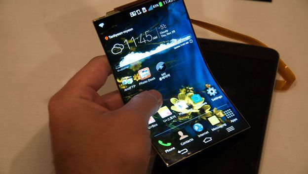Samsung Aiming To Bring Bendable Smartphones To The Table
