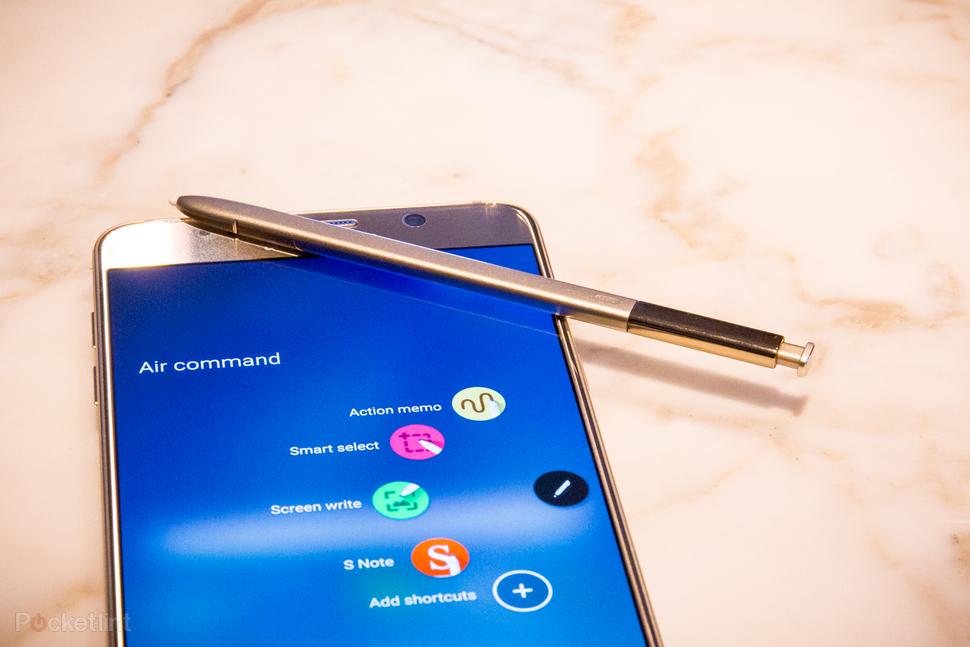 Samsung Galaxy Note 4,5,6,7