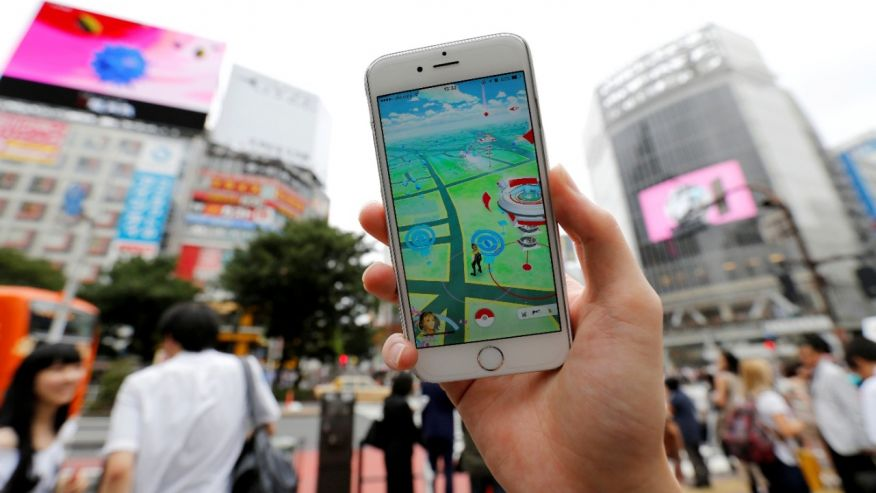 iPhone sales down It Is Through Pokémon Go