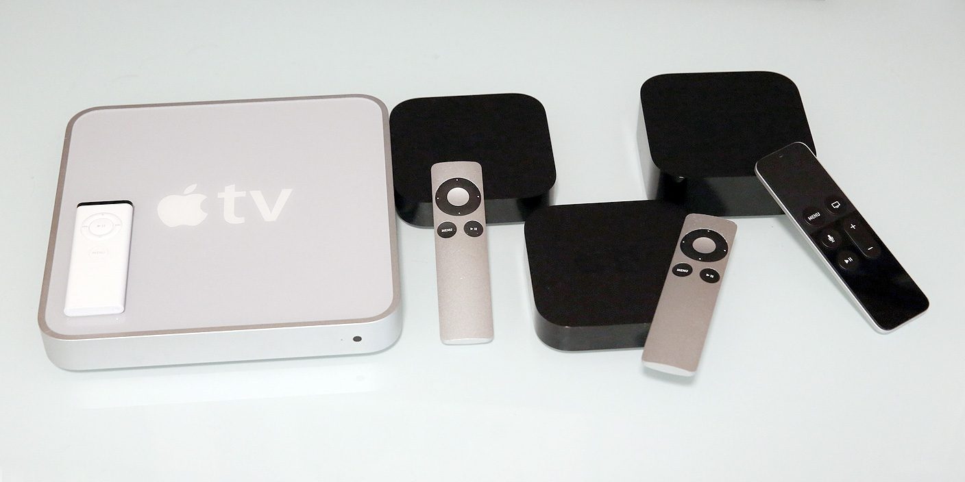 Apple Starts Phasing Out Third-Generation Apple TV