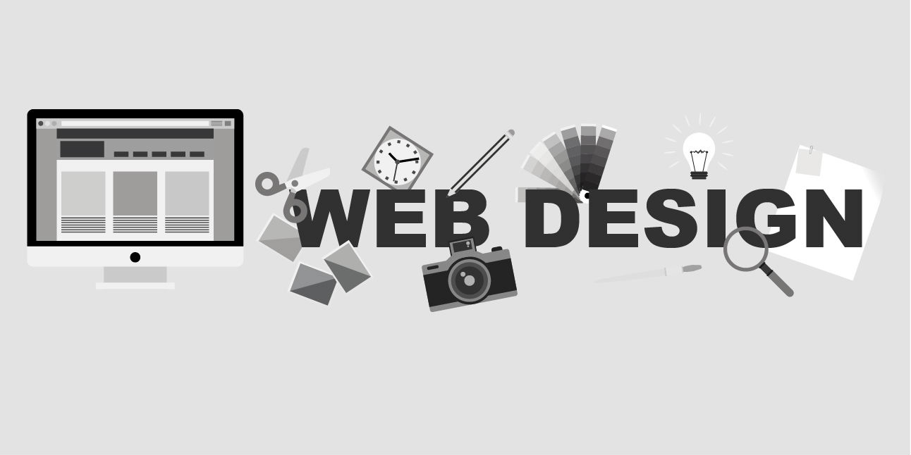 Black and White Pictures Are Ideal for Web Design