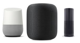 Amazon Echo vs. Apple Homekit vs. Google Home