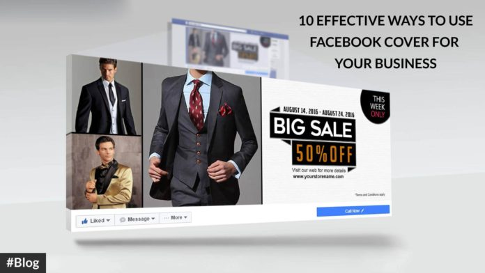 Facebook Cover Photo for Your Business
