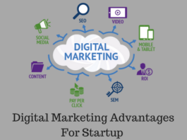 digital marketing advantages for startup business