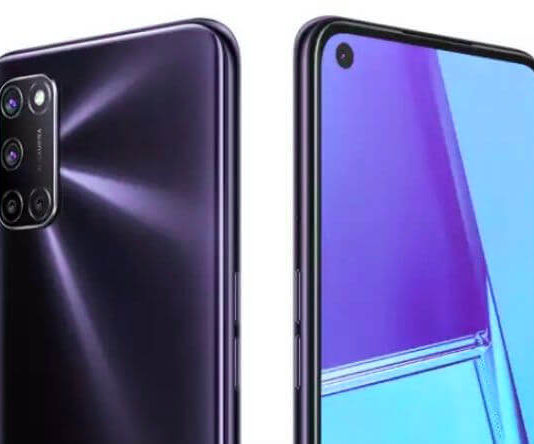 Oppo A52 Specification