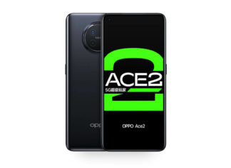 Oppo Ace2 Specification