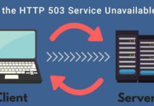 Fix The HTTP 503 Service Unavailable Error