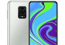 Xiaomi Redmi Note 9 Pro Specifications